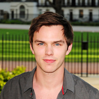 Nicholas Hoult in Samsung 3D Television Party - Outside Arrivals