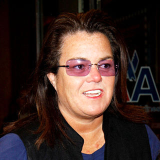 Rosie O'Donnell in The Opening Night of The Roundabout Theatre Company's Broadway Production of 'Everyday Rapture'