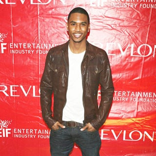 Trey Songz in EIF Revlon Run/Walk for Women - wenn5471444