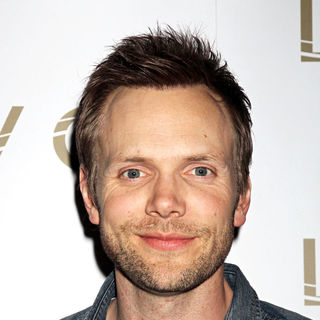 Joel McHale in Joel McHale attending The Night Club Lavo