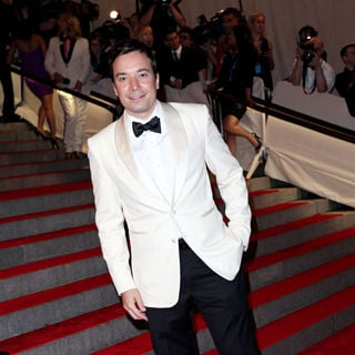 Jimmy Fallon in The Costume Institute Gala Benefit