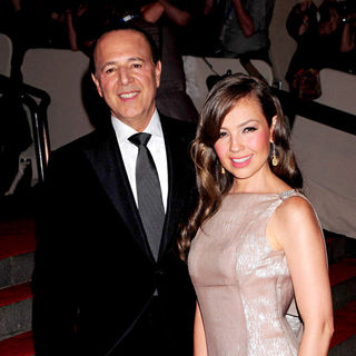 Thalia in The Costume Institute Gala Benefit - wenn5472801
