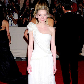 Kirsten Dunst in The Costume Institute Gala Benefit