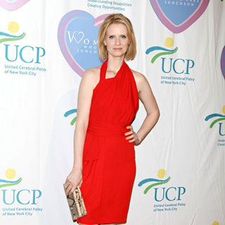 Cynthia Nixon in The 9th Annual Woman Who Care Luncheon