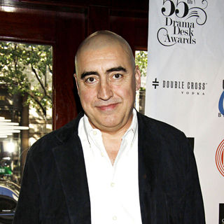 Alfred Molina in The Official 2010 Drama Desk Award Nominees Reception