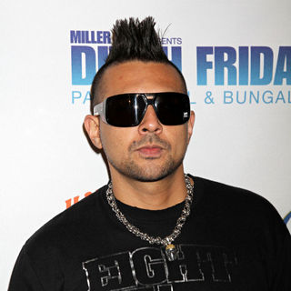 Sean Paul in The 'Ditch Fridays' Pool Party