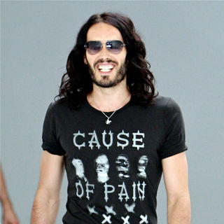 Russell Brand - Russell Brand is interviewed by Perez Hilton
