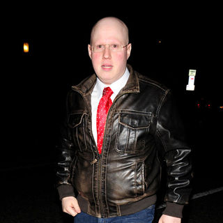 Matt Lucas in Matt Lucas Arrives at Nobu Resaturant