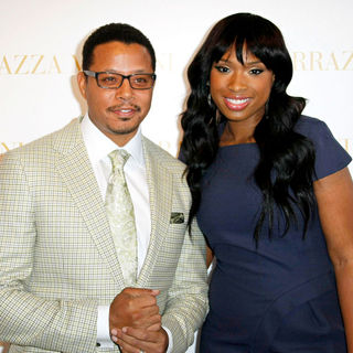 Terrence Howard, Jennifer Hudson in 2010 Cannes International Film Festival - Day 4 - 'Winnie' Photocall