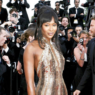 Naomi Campbell in The Premiere of 'Biutiful' During The 63rd Annual International Cannes Film Festival
