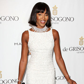 Naomi Campbell in Cannes International Film Festival 2010 - Day 7 - De Grisogono Dinner Party - Arrivals