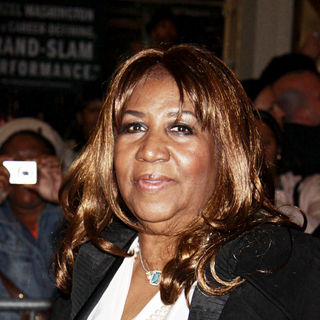 Aretha Franklin in The Broadway Production of 'Fences' - Departures
