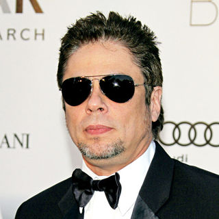 Benicio Del Toro in 2010 Cannes International Film Festival - Day 9 - amfAR's Cinema Against AIDS Gala - Arrivals