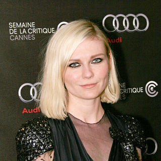Kirsten Dunst in Directors' Fortnight (Quinzaine des Réalisateurs) During The 2010 Cannes International Film Festiva