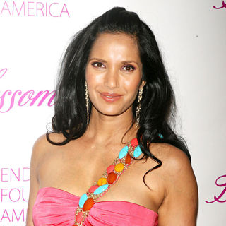 Padma Lakshmi in 2nd Annual Blossom Ball