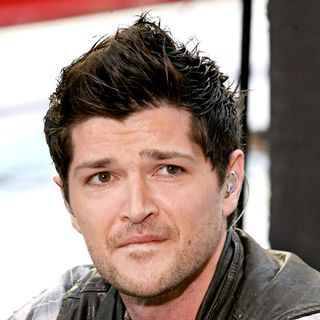 Danny O'Donoghue, The Script in The Script Perform as Part of The 'Toyota Concert Series' on NBC's 'Today'