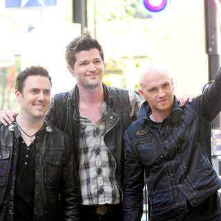 The Script Perform as Part of The 'Toyota Concert Series' on NBC's 'Today'