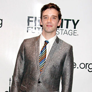 Michael Urie in 76th Annual Drama League Awards Ceremony and Luncheon - Arrivals