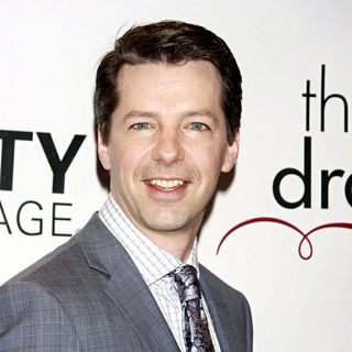 Sean Hayes in 76th Annual Drama League Awards Ceremony and Luncheon - Arrivals