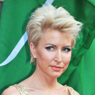 Heather Mills in Arabia 3D - UK Film Premiere