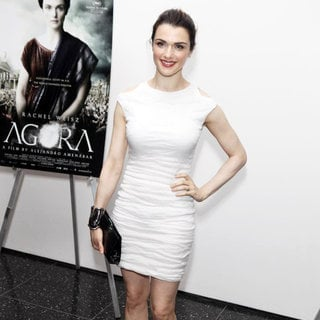 Rachel Weisz in A Special Screening of 'AGORA' Presented by Newmarket Films