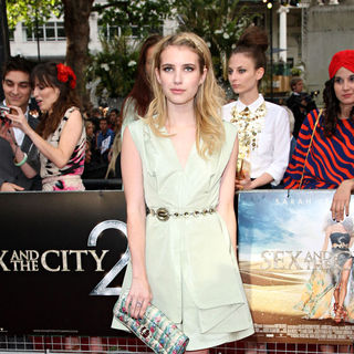 Emma Roberts - 'Sex and the City 2' UK Film Premiere