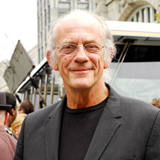 Christopher Lloyd in The Reopening of Universal Studios' New York Back Lot in Universal City