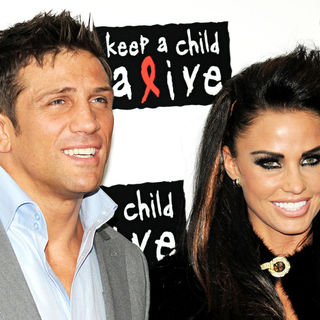 Alex Reid in Keep A Child Alive Black Ball - wenn5489321