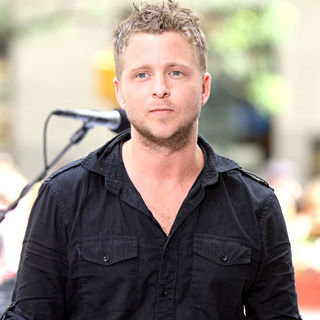 Ryan Tedder, OneRepublic in OneRepublic Performing Live on The 'Today Show's Summer Concert Series'
