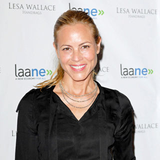 Maria Bello in LAANE's 'Women for A New Los Angeles' Luncheon