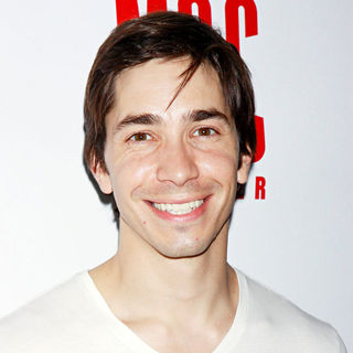 Justin Long in Celebrate The MCC Theater Production of 'Filthy Talk for Troubled Times: Scenes of Intolerance'