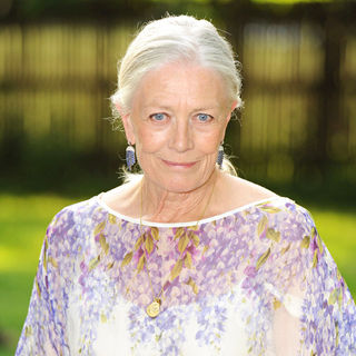 Vanessa Redgrave in Raisa Gorbachev Foundation Party