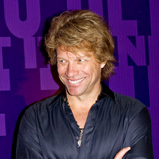 Jon Bon Jovi in Bon Jovi Begins Their Summer Residency - Photocall