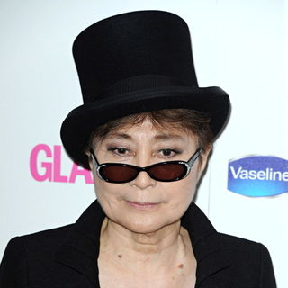 Yoko Ono in Glamour Women Of The Year Awards - Arrivals