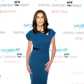 Teri Hatcher in Digitas and The Third Act: Present Digital Content NewFront 2010 Conference - Arrivals - wenn5495469