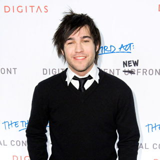 Pete Wentz - Digitas and The Third Act: Present Digital Content NewFront 2010 Conference - Arrivals