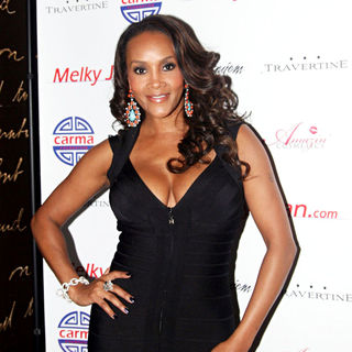 Vivica A. Fox in Carma Foundation's 3rd Annual Geminis Give Back Fundraiser to Benefit Haitian Relief
