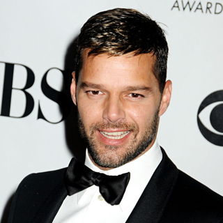 Ricky Martin in The 64th Tony Awards - Arrivals