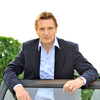 "Liam Neeson in The ""The A-Team"" Paris Photocall"
