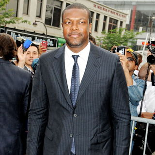 Chris Tucker in 2010 Apollo Theater Spring Benefit Concert & Awards Ceremony - Arrivals