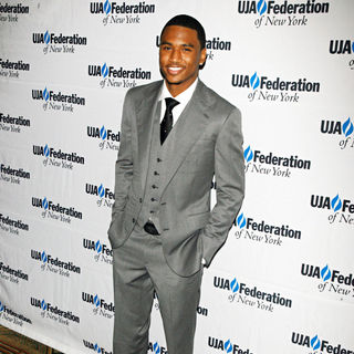 Trey Songz in UJA-Federation's 2010 Music Visionary of The Year Award Luncheon - wenn5498945