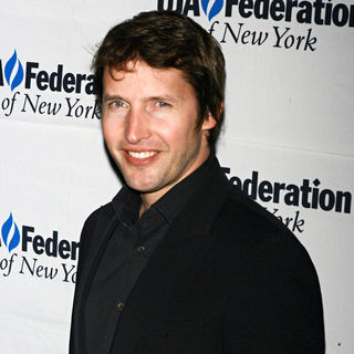 James Blunt in UJA-Federation's 2010 Music Visionary of The Year Award Luncheon