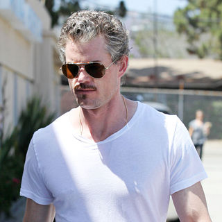 Eric Dane in Eric Dane Out and About in West Hollywood