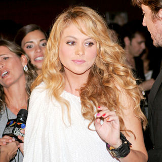 Paulina Rubio in The Paulina Rubio and Friends Concert to Benefit The Lili Claire Foundation