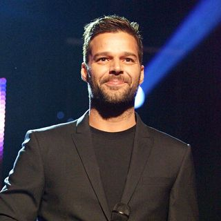 Ricky Martin in The Paulina Rubio and Friends Concert to Benefit The Lili Claire Foundation