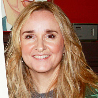 Melissa Etheridge - Edie Falco Receives Iconic Sardi's Wall Caricature