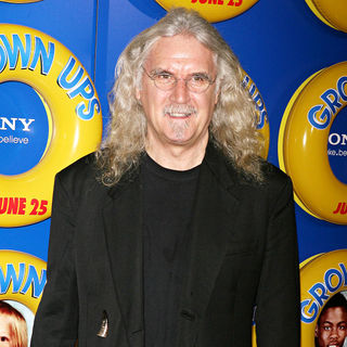 Billy Connolly in New York Premiere of 'Grown Ups' - Arrivals