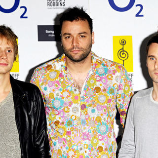 Muse in O2 Silver Clef Awards 2010 - Arrivals