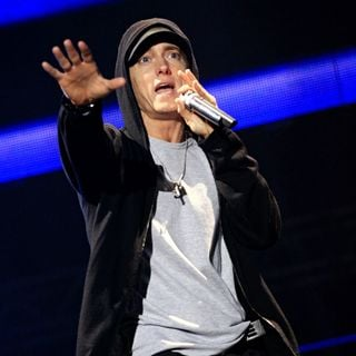 Eminem in T In The Park 2010 Music Festival - Day 2
