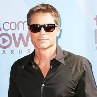 Rob Lowe in The TV.com Now Awards